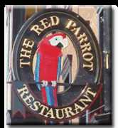 The Red Parrot  - Restaurant - 348 Thames St, Newport, RI, 02840