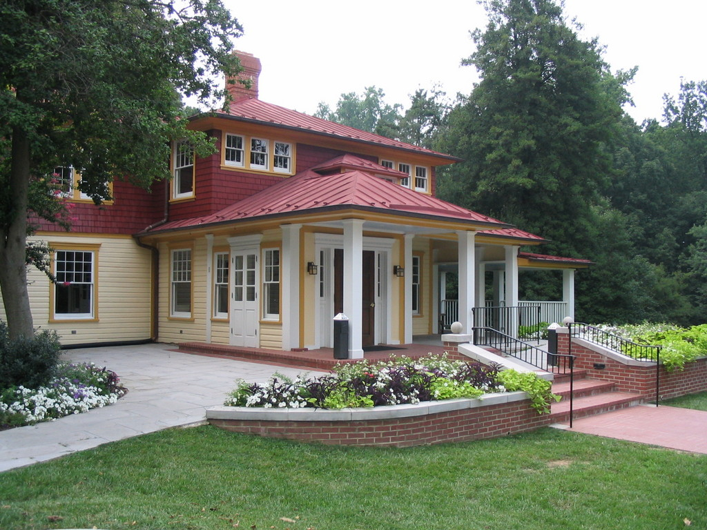 Hendry House At Fort C.f. Smith Park - Ceremony Sites, Reception Sites, Ceremony &amp; Reception - 2411 24th St N, Arlington, VA, 22207, US