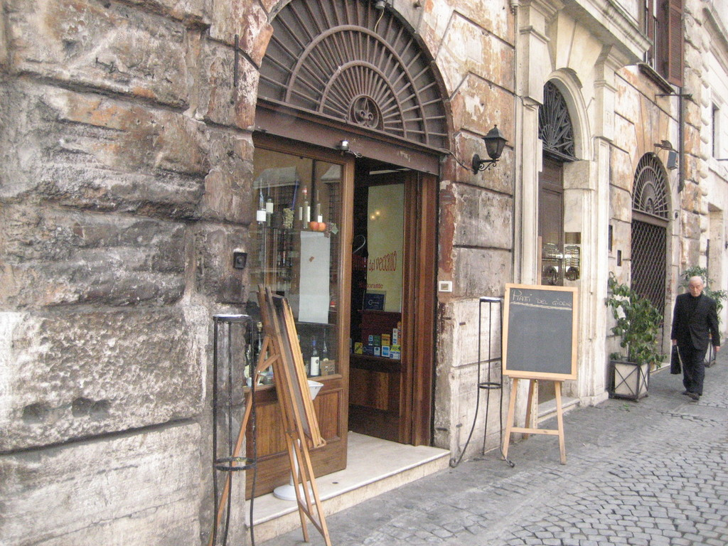 Cantina Del Vecchio - Reception Sites - Via dei Coronari, Roma, Lazio, 00186, IT