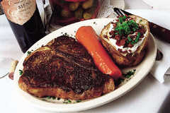 Bob's Steak & Chop House - Restaurant - 500 California St, San Francisco, CA, 94104, US