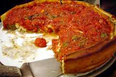 Zachary's Chicago Pizza - Restaurant - 5801 College Avenue, Oakland, CA, United States