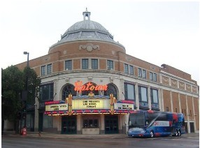 Uptown Theater - Reception Sites, Ceremony Sites - 3700 Broadway St, Kansas City, MO, 64111