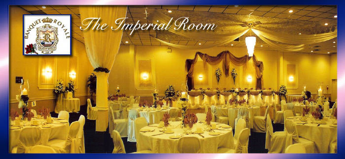 Banquet Royale - Reception Sites - 5080 Timberlea Blvd. # 34, Mississauga, ON, L4W 4M2, Canada