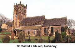 St Wilfrid's Church, Calverley - Ceremony - Pudsey, West Yorkshire, LS28 5NF
