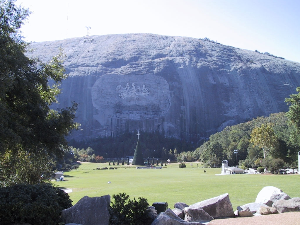 Stone Mountain Park - Attractions/Entertainment, Parks/Recreation - Stone Mountain Park, US
