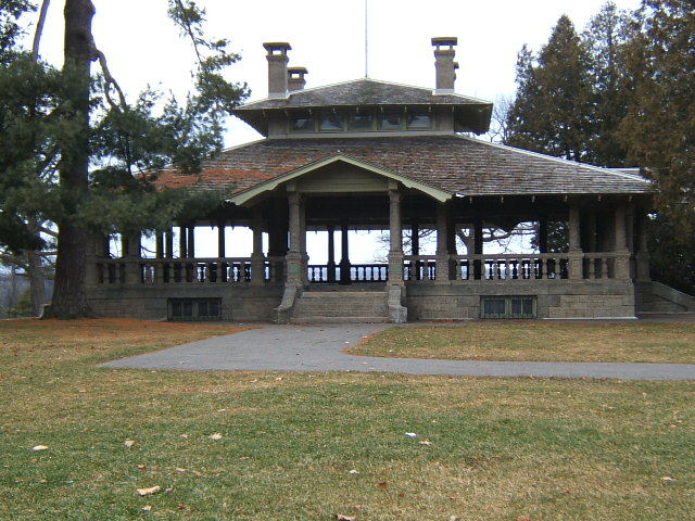 Rockcliffe Pavillion - Ceremony Sites - Rockcliffe Drive