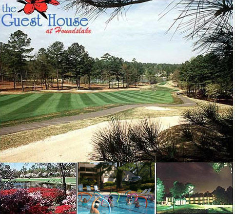 The Guest House At Houndslake - Hotels/Accommodations - 897 Houndslake Dr, Aiken, SC, 29803, US