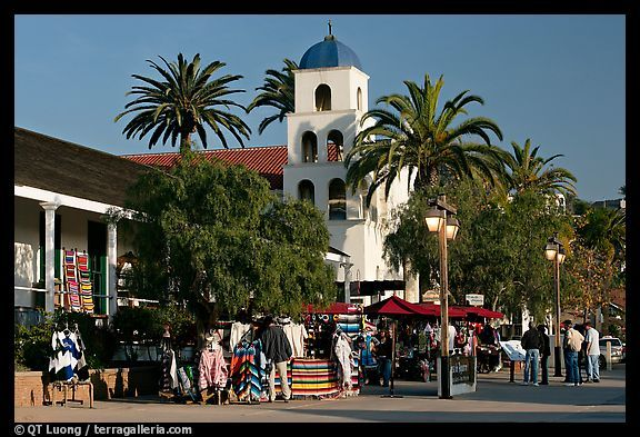 Old Town - Restaurants, Attractions/Entertainment - San Diego, CA, US