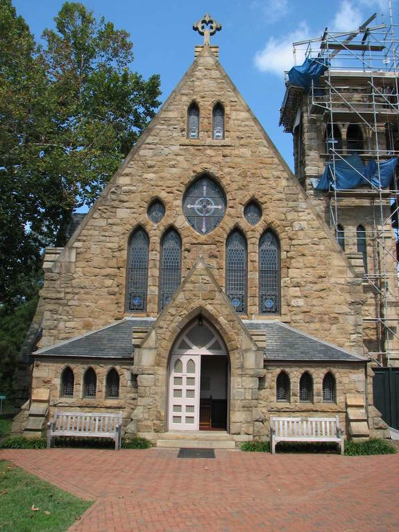 Uva Chapel - Ceremony Sites - McCormick Rd & University Ave, Charlottesville, VA, 22903, US