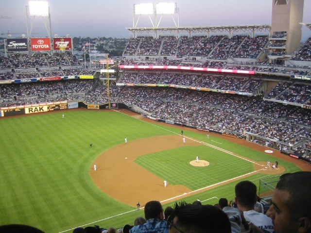 Petco Park - Attractions/Entertainment, Beaches - 100 Park Blvd, San Diego, CA, USA