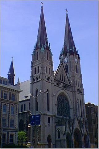 Gesu Parish - Ceremony Sites - 1145 W Wisconsin Ave, Milwaukee, W.I., 53233, US