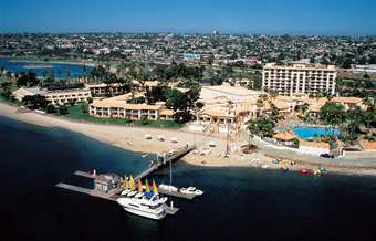 Hilton Resort & Spa - Ceremony Sites, Hotels/Accommodations - 1775 E Mission Bay Dr, San Diego, CA, 92109