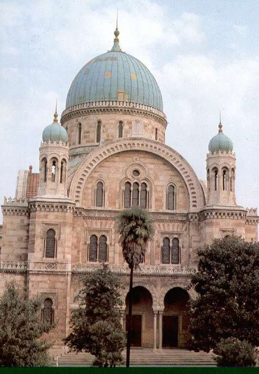 Florence Synagogue - Ceremony Sites - Via Luigi Carlo Farini, 4, Firenze, Toscana, 50132, IT