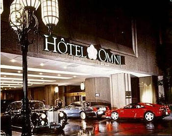 Omni Hotel Mont-royal - Hotels/Accommodations, Attractions/Entertainment, Parks/Recreation, Shopping - 1455 rue Peel, Montral, QC, Canada