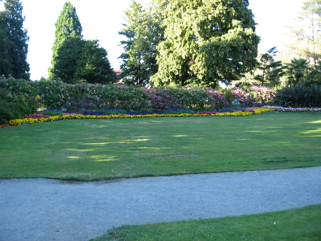Point Defiance Park - Rose Garden - Ceremony Sites, Reception Sites - 5400 Pearl St, Tacoma, WA