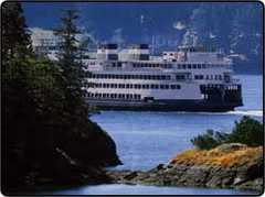 Washington State Ferries - Attraction - Seattle, Washington, United States
