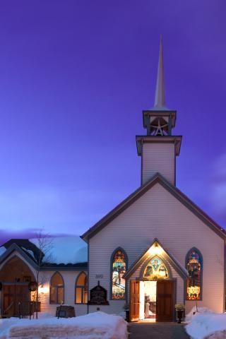 Father Dyer Church - Ceremony Sites - 310 Wellington Rd, Breckenridge, CO, 80435, US