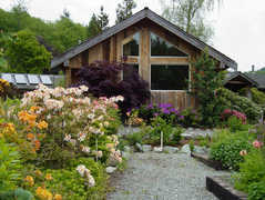 Beau Lodge - Reception Sites, Ceremony Sites - 17581 Wood Rd, Bow, WA, 98232, US
