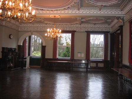 The Ballroom @ Aslef Headquarters - Reception Sites - 9 Arkwright Rd, Camden Town, England, NW3 6AB, GB