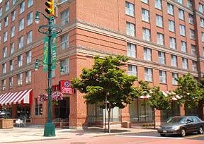 Comfort Suites Downtown - Hotels/Accommodations, Attractions/Entertainment - 601 Main St, Buffalo, NY, 14203, US