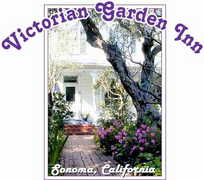 Victorian Garden Inn B &amp; B - Victorian Garden Inn - 316 E Napa St, Sonoma, CA, United States