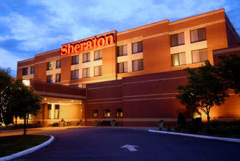 Sheraton Minneapolis West - Hotels/Accommodations, Reception Sites - 12201 Ridgedale Dr, Hopkins, MN, 55305