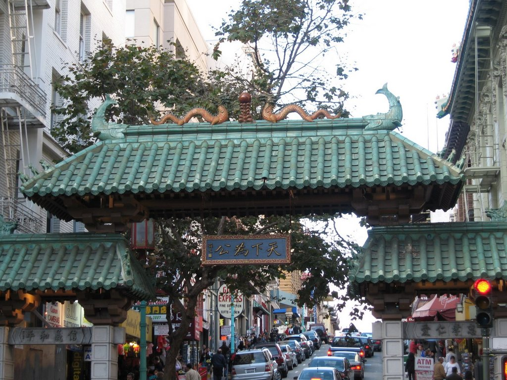 Chinatown - Attractions/Entertainment, Shopping - 888 Grant Ave, San Francisco, CA, 94108, US