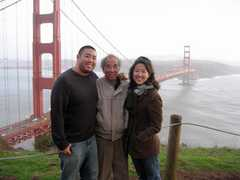 Marin Headlands - Lookout Point - Scenic Places -