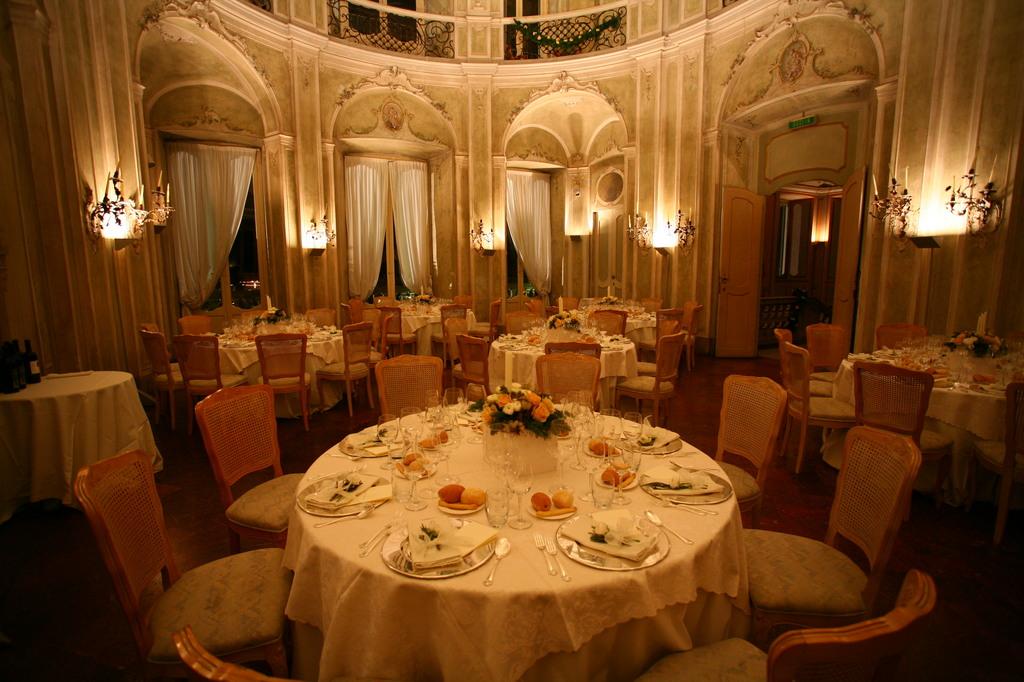 Villa Borromeo, Cassano D'adda - Reception Sites - Via Vittorio Veneto 58, Cassano D'adda, 20062, ITALY