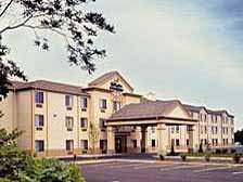 Holiday Inn Express Middletown - Hotel - 855 W Main Rd, Middletown, RI, United States