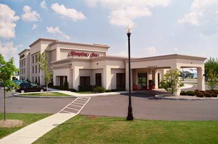 Hampton Inn Geneva, Ny - Hotels/Accommodations - 43 Lake Street, Geneva, NY, United States