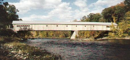 West Dummerston Covered Bridge - Attractions/Entertainment -