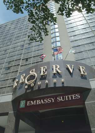 Embassy Suites Hotel - Hotels/Accommodations, Reception Sites - 1701 East 12th Street, Cleveland, OH, United States