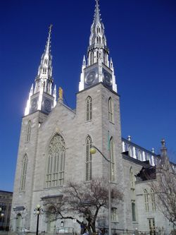 Notre Dame Cathedral Basilica - Ceremony Sites - 375 Sussex Dr, Ottawa, Ontario, Canada