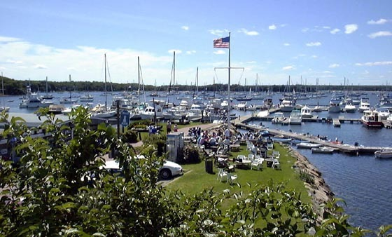 Chart Room - Restaurants - 1 Shipyard Ln, Pocasset, MA