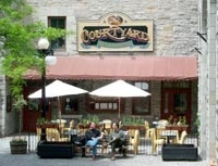 Courtyard Restaurant - Reception Dinner - Reception Sites, Restaurants, Ceremony Sites, Ceremony & Reception - 21 George St, Ottawa, ON, CA