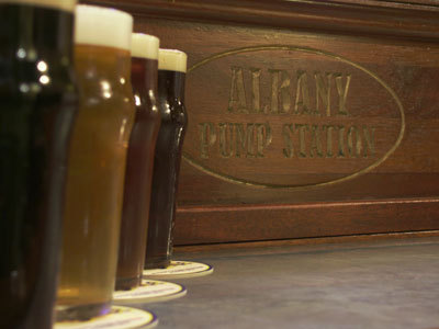 Albany Pump Station-ch Evans Brewing Co. - Restaurants - 19 Quackenbush Square, Albany, NY, 12207