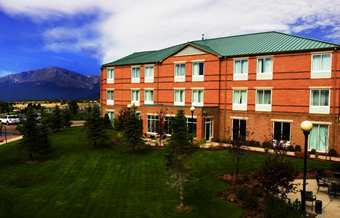 Hilton Garden Inn Colorado Springs - Hotels/Accommodations - 1810 Briargate Parkway, Colorado Springs, CO, United States