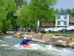 Silver Moon Inn - Hotel - 175 Spruce Drive, Estes Park, CO, United States