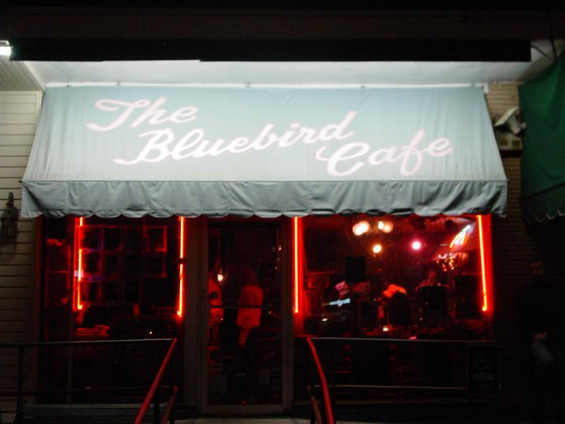 Bluebird Cafe - Attractions/Entertainment, Restaurants - 4104 Hillsboro Road, Nashville, TN, United States