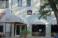 Best Western St. Charles Inn - Hotel - 3636 St Charles Ave, New Orleans, LA, 70115
