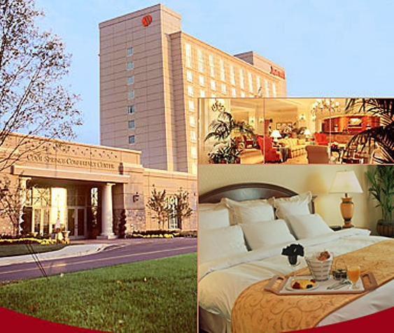 Franklin Marriott Hotel - Hotels/Accommodations - 700 Cool Springs Blvd, Franklin, TN, 37067