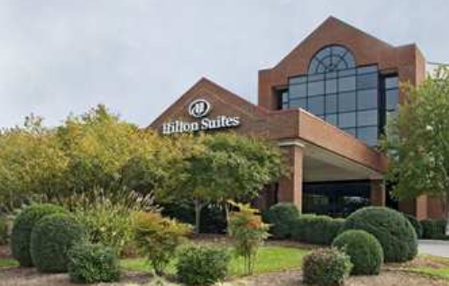 Hilton Suites Brentwood - Hotels/Accommodations, Reception Sites - 9000 Overlook Blvd, Brentwood, TN, 37027, US
