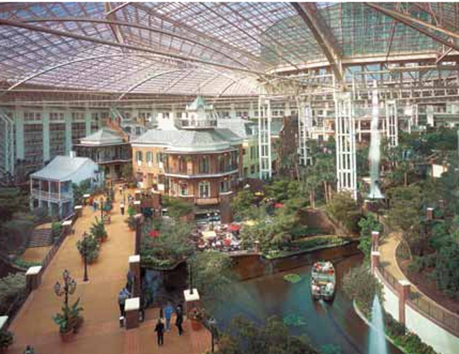 Opryland Hotel - Attractions/Entertainment, Hotels/Accommodations - 2800 Opryland Dr, Nashville, TN, 37214