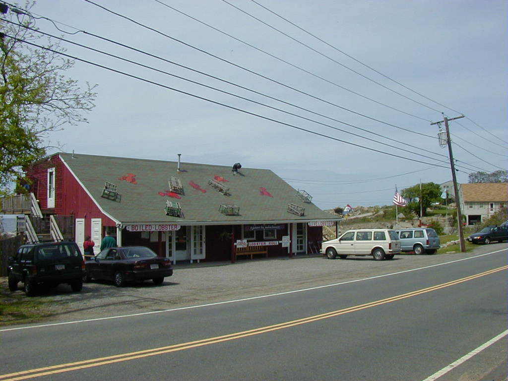 Lobster Pool The - Restaurants - 329 Granite Street, Rockport, MA, United States