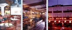 Big River Grille & Brewing - Restaurant - 111 Broadway, Nashville, TN, USA