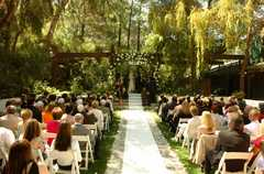 Malibu Wedding In January in Calabasas, CA, USA