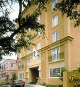 Hampton Inn (Garden District) - Hotel - 3626 Saint Charles Avenue, New Orleans, LA, United States