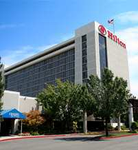 Hilton Sacramento Inn - Hotels/Accommodations, Reception Sites - 2200 Harvard Street, Sacramento, CA, United States