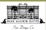 Park Manor Suites  - Reception and Main Hotel - 525 Spruce St, San Diego, CA, 92103, US
